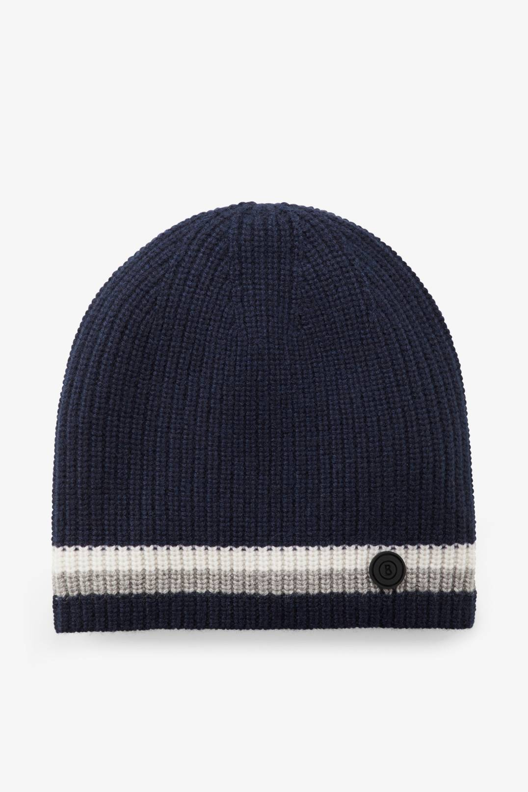 48362126e00 Bogner Sport Matteo Knitted beanie in Navy blue for Men