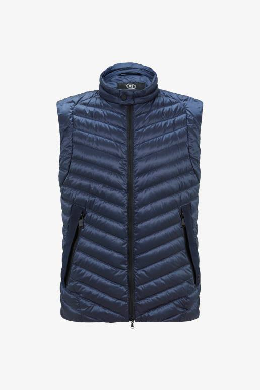 For Exclusive Men Vests Eu Bogner S40Ew