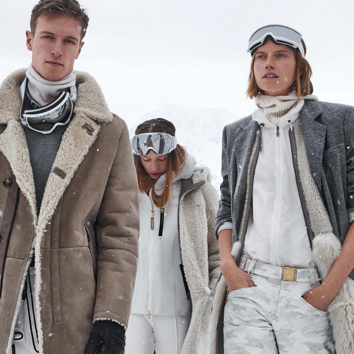 WHITE CUBE – SKI FASHION COLLECTION 2018