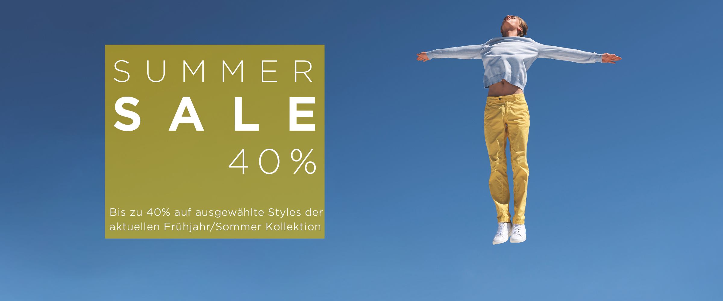 Summer Sale bei Bogner