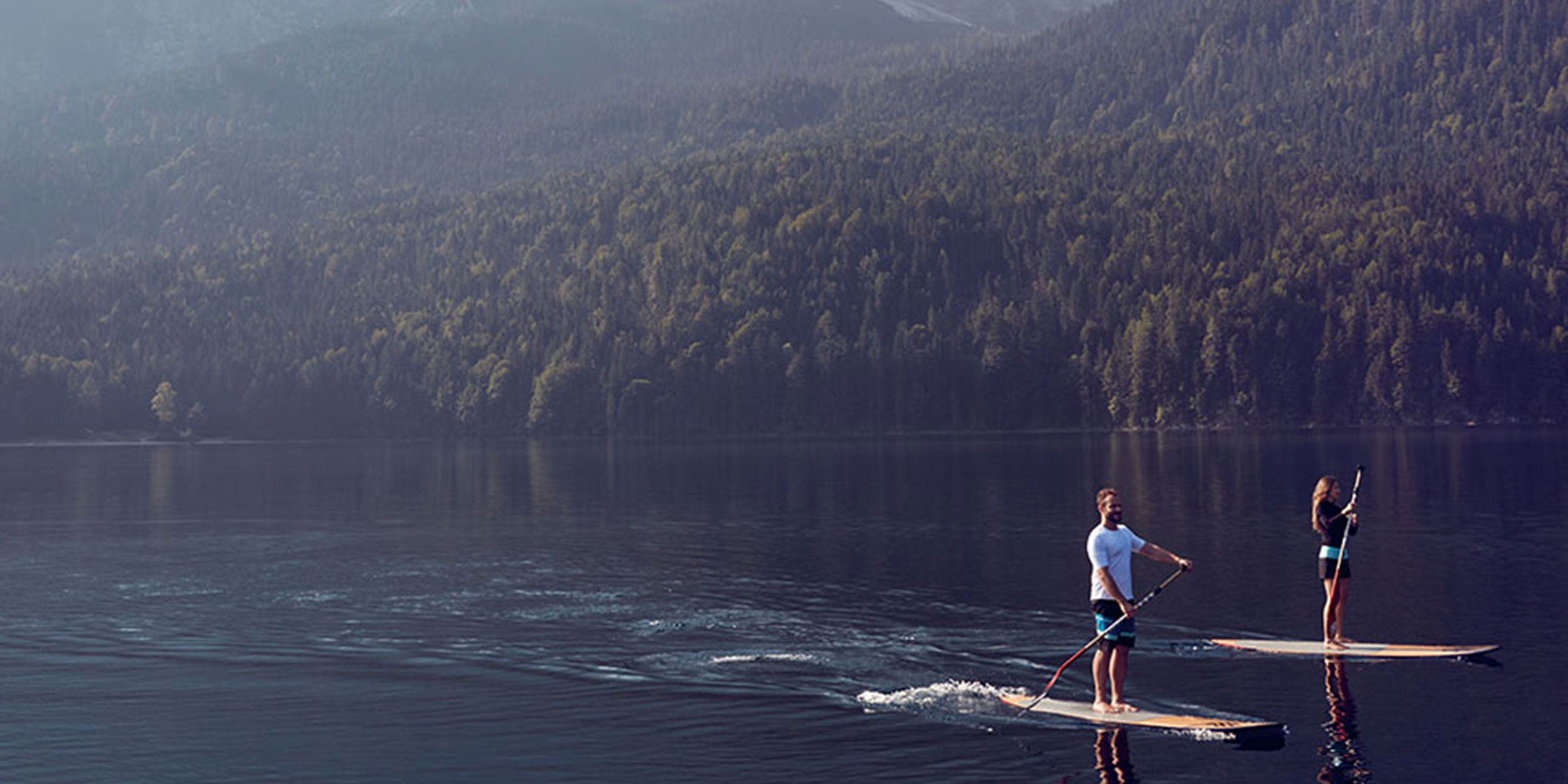 Stand Up. Paddle Out.